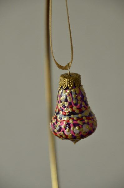 Bell Shaped Limited ornament