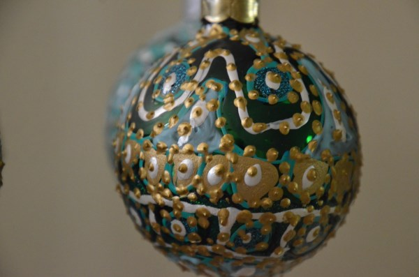 June 2019 Ornaments of Month